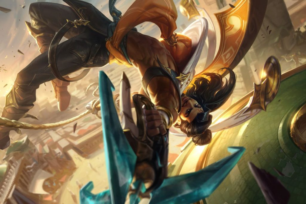As of right now, there are currently a whooping 156 champion in League of Legends, with the latest one being Akshan.